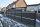 WPC Sichtschutzzaun Premium Anthrazit mit Zierleisten